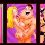 American Dad porn comics : Francine Smith Porn Hayley Smith Porn Porn Comics